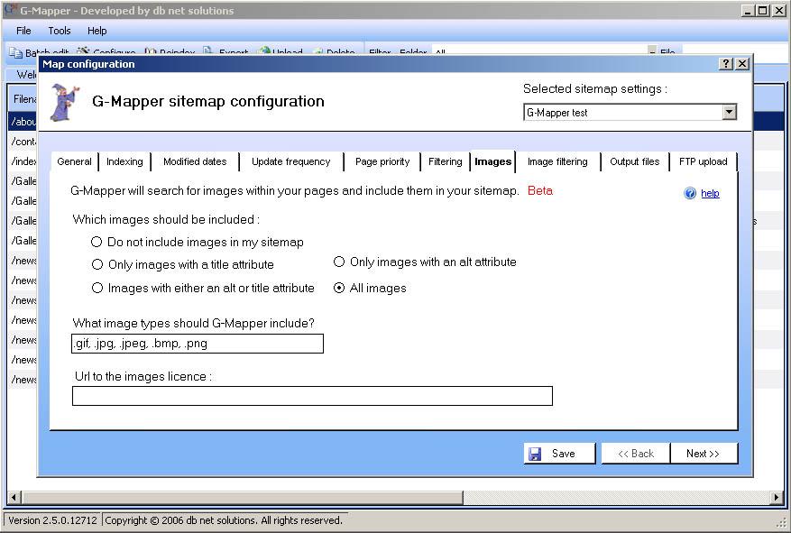 Unlimited Sitemap Generator • XML • HTML • RSS • Google